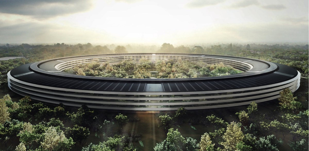 Apple's $5 Billion Headquarters Is Finally Finished